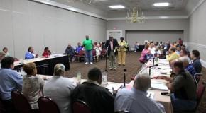 TSEA Holds Annual Leadership Training