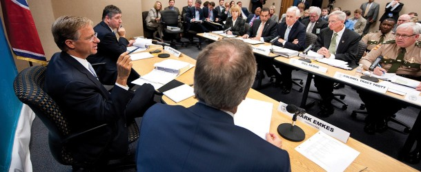 2012 closes with many high-level meetings
