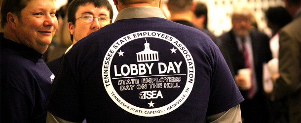 Recap of TSEA's 2013 Lobby Day