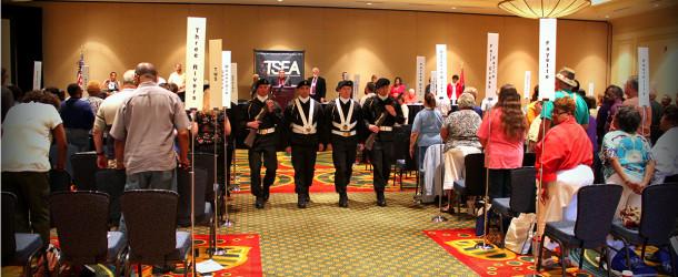 TSEA's 40th Anniversary Representative Assembly, June 19-21