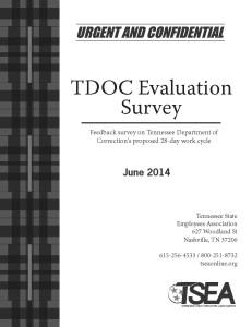TDOC Survey