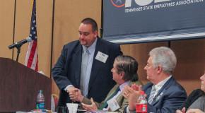 TSEA Elects New President