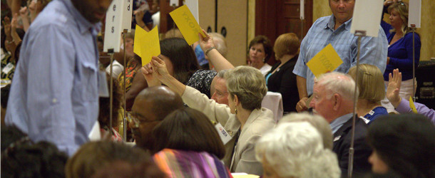 Representative Assembly rescheduled