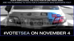 #VoteTSEA