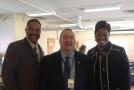 President Merritt visits Mountain View YDC