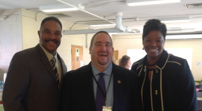 President Merritt visits Mountain View YDC