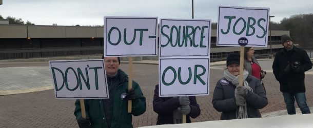 TSEA calls for economic impact statement on outsourcing