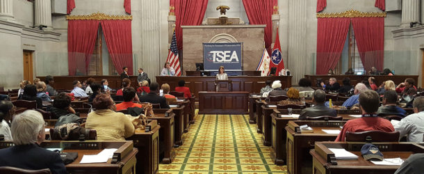 TSEA's 5-point legislative agenda for 2018
