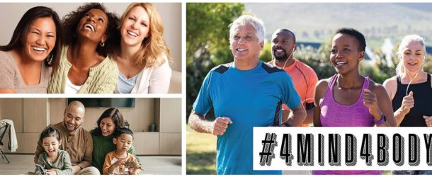 Join ParTNers for Health: #4Mind4Body Lunch and Learn Sessions