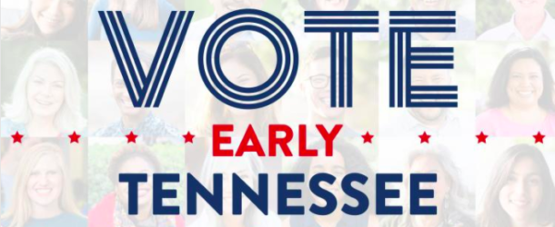 Early voting started today! Here is what you need to know