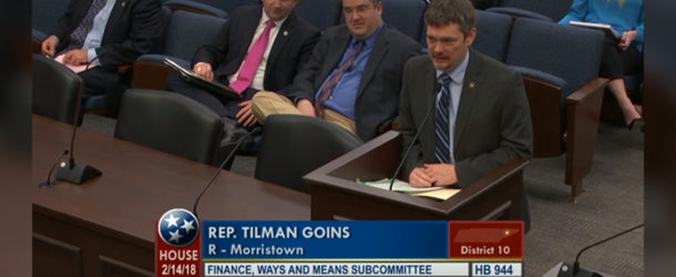 House Finance Subcommittee passes Contract Accountability Bill