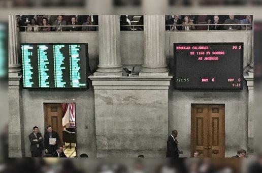 Bill limiting DCS caseloads passes House