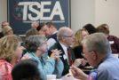 TSEA's 2018 Regional Legislative Event schedule