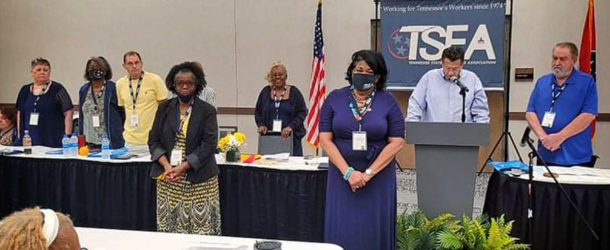 TSEA Installs New Board of Directors