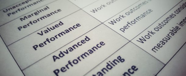 Performance Evaluation Reviews for Cycle Ending September 30, 2017