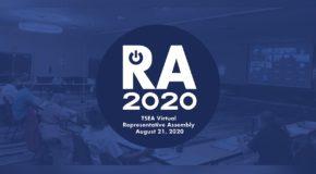 TSEA holds Representative Assembly virtually