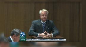 Bill to clarify Veteran's Preference in Hiring passes Senate State & Local Gov Committee