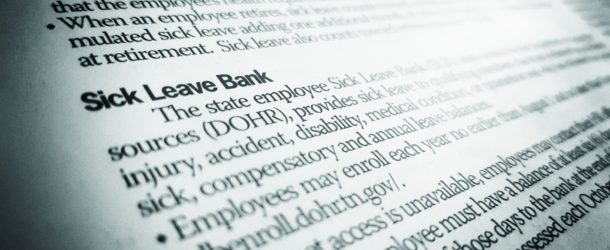Sick Leave Bank assessment waiver