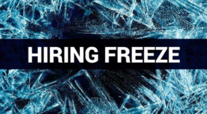 State announces hiring freeze