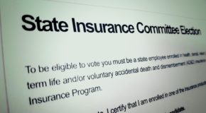 IMPORTANT UPDATE: State Insurance Committee Election