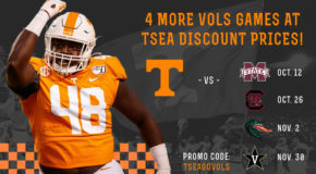 Four More UT Games at TSEA Discount Prices