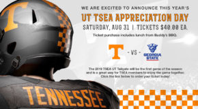 TSEA Appreciation Day at UT