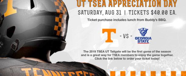 TSEA Appreciation Day at UT