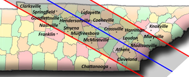 TDOT and THP planning for August 21 eclipse